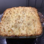 plant based cottage pie