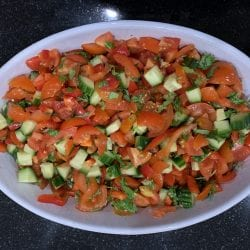 tomato salza