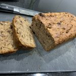 Banana & Walnut Bread