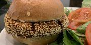 Red Lentil Burger